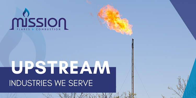 Industries Oil and Gas - Mission Flares - Upstream
